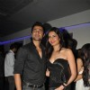 Karishma Tanna and Hanif Hilal at fashion showcasing by renowned designer brand Satya Paul