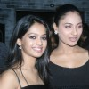 Mugdha & Melissa at Jai Hind Success Party