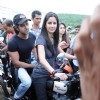 Katrina Kaif takes Hrithik Roshan for a ZNMD Bike Ride