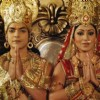Gurmeet as RAM and Debina as Seeta