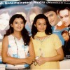 Juhi Parmar and Aashka Goradia at bollywood stage show event