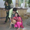 Harshad Chopra and Anupriya Kapoor