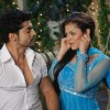 Drashti & Gurmeet in the sets of Geet
