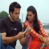 Additi and Iqbal as Pihu and Rudr
