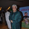 Javed Akhtar at premiere of movie 'Bubble Gum'
