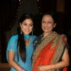 Hina Khan and Vinita Malik