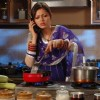 Drashti Dhami as Geet in Blue