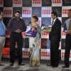 Sanjeev Kapoor and Madhuri Dixit at 'Amul FoodFood Mahachallenge' Reality Show in Mumbai