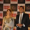 Sanjeev Kapoor with Madhuri at 'Amul FoodFood Mahachallenge' Reality Show in Mumbai