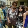 Shakti Kapoor at the mahurat of film Daal Me Kuch Kaala Hai at Lokhandwala, Mumbai