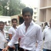 Shah Rukh Khan snapped at Mehboob Studios