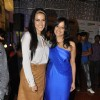 Neha Dhupia and Nikita Anand at premiere of movie 'Gandhi To Hitler' at Cinemax