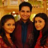 Naitik with his sisters Rashmi and Nandini