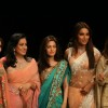Bipasha, Soha Ali& Riya Sen walk the ramp at the India International Jewellery WeekIIJW 2011 at Grand Hyatt in Kalina, Mumbai