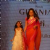 Smita Bansal walk the ramp for a Social Cause at 'Jewelsouk presents Gitanjali-Beti' in IIJW 2011