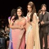 Bipasha with her mother Mamta Basu from Gitanjali Beti show in IIJW 2011