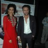Saif Ali and Deepika on the sets of Kaun Banega Crorepati 5 to promote their film Aarakshan