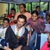 Hrithik Roshan donates Bus to Dilkush School in Juhu
