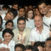 Abhishek teaches at Anupam Kher's Action Prepares at Santacruz