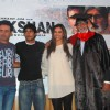 Aarakshan film promotions at Welingkar college