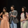 Models walk on the ramp for Agni at IIJW 2011 show day 3. .