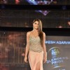 Jacqueline walks the ramp for designer Rakesh Agarwal at Blenders Pride Fashion Tour, Taj Land's End. .