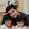 Aditya Redij and his two nephews