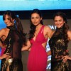 Malaika Arora Khan and Amrita Arora walk the ramp for Mandira Wirk at the Blenders Pride Fashion Tour 2011