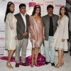Former beauty queen Manasvi Mamgai was snapped with designer Wendell Rodricks at an event held by Lakme, in association with Himalayan Live Natural, in Mumbai