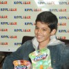 Darsheel Safary launches  FyrFlyz by Kool Kidz.  .