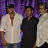 Amitabh Bachchan unveils first look of the film 'Rascals' at PVR, Juhu