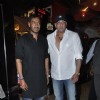 Ajay Devgan and Sanjay Dutt Amitabh Bachchan unveiled Rascals first look at PVR, Juhu.  .