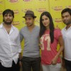 Imran Khan and Katrina Kaif promote their film 'Mere Brother Ki Dulhan' at 98.3 FM Radio Mirchi in Lower Parel