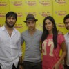Imran and Katrina Promote MBKD at Radio Mirchi. .