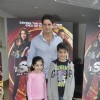 Star kids at Spy Kids premiere, PVR. .