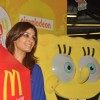 Raveena Tandon at the launches of Nickelodeon-McDonalds Happy Meal with toy SpongeBob SquarePants in Mumbai