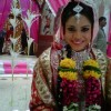 Natasha Kapoor in wedding outfit