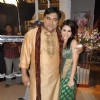 Ram Kapoor with his lovely sister Natasha