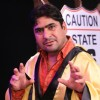 Yashpal Sharma looking shocked