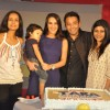 Suchitra Pillai, Tara Sharma, Roopak Saluja, Konkona Sen Sharma at the launch of Tara sharma Show. .