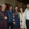 Javed Akhtar, Shankar, Shabana Azmi and Sangeeta Mahadevan at SEL celebrate 15 years of Togetherness