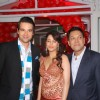 Mikaal Zulfikaar and Priti Soni at U R My Jaan music launch at Juhu