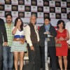 Cast and Crew at Press conference and unveiling the promo of movie 'Chargesheet'