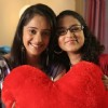 Vinita as Ritz and Farhina as Appy in tv show Navya