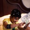 Chitrashi Rawat looking happy with dollars