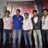Cast and Crew at First theatrical look of film 'Aazaan' at PVR, Juhu