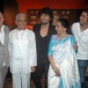 Asha Bhosle, Sonu Nigam, Pyarelal, Shaan at the Chevrolet GIMA Awards 2011 Voting Meet in Mumbai
