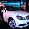 The launch of Mercedes-Benz's new C 200BE AVANTGARDE, in New Delhi