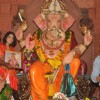 Mahie Gill and Jimmy Shergill paying devote to Lord Ganesha during the occasion of Ganesh Chaturthi