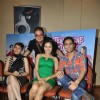 Vinay, Sasha, Jagrat and Deepa at 'Tere Mere Phere' film press meet at Raheja Classic Club in Andher